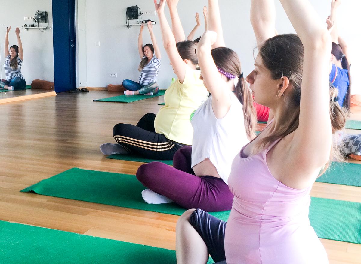 Перезагрузка практикой кундалини йога
