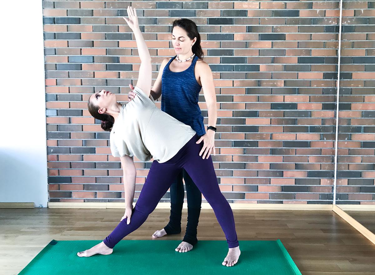 Балетки для йоги без пальцев